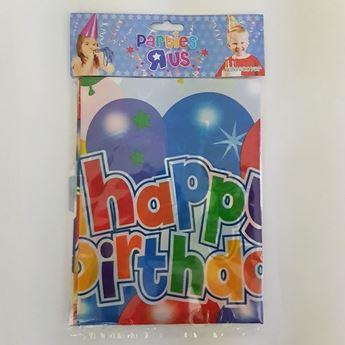 Imagens de Mantel Happy Birthday Colores