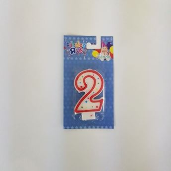 Imagens de Vela 2 con puntos colores