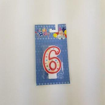 Imagens de Vela 6 con puntos colores