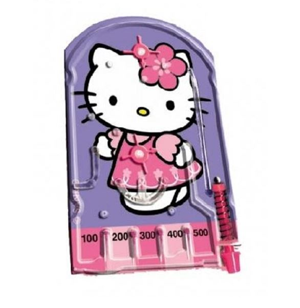 Picture of Juguetes Pinball Hello Kitty (12)