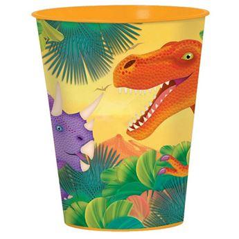 Imagen de Vaso Dinosaurios especial