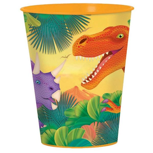 Picture of Vaso Dinosaurios especial