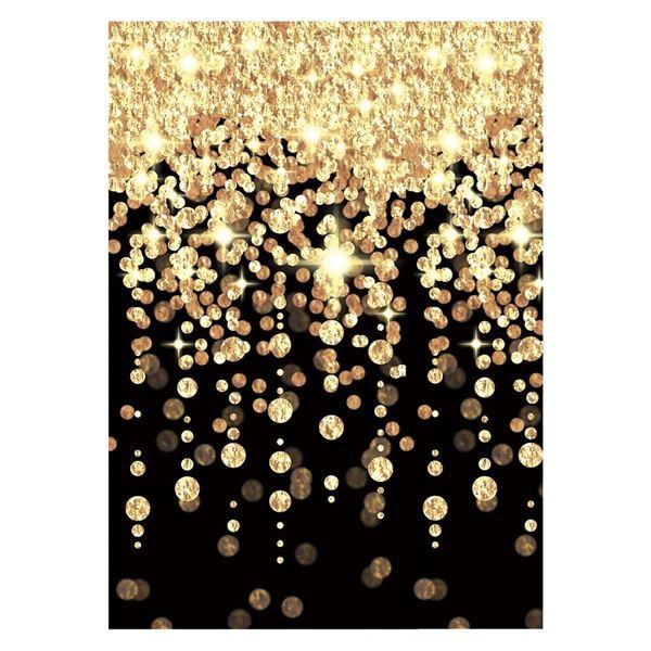 Picture of Fondo pared cascada dorada Hollywood 12 metros