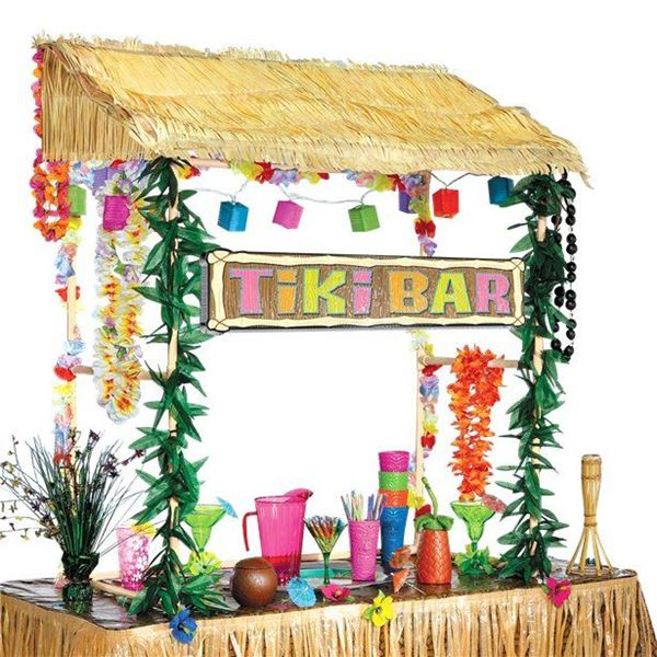 Picture of Chiringuito desmontable Tiki Bar Hut