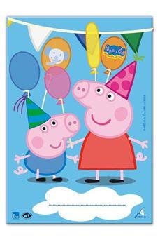 Picture of Bolsas Pepa Pig(10)