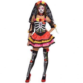 Imagen de Disfraz Lujo Día de los Muertos