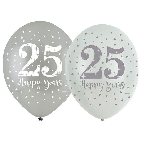 Picture of Globos 25 happy years (6)