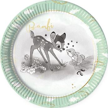Picture of Platos Bambi Disney grandes (8)