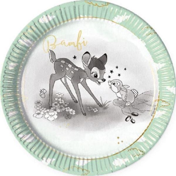 Imagen de Platos Bambi Disney grandes (8)