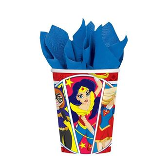 Picture of Vasos Super Hero Girls (8)