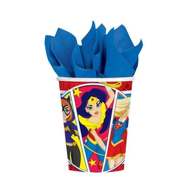 Picture of Vasos Super Hero Girls (8)
