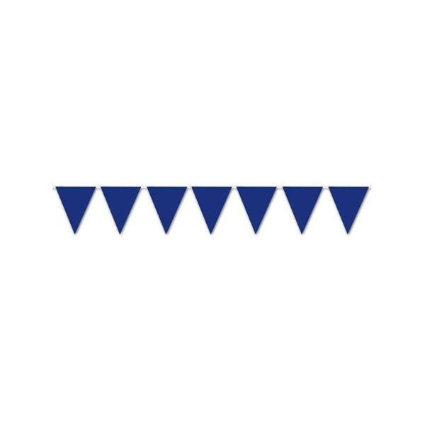 Imagen de Banderín azul plástico (5m)