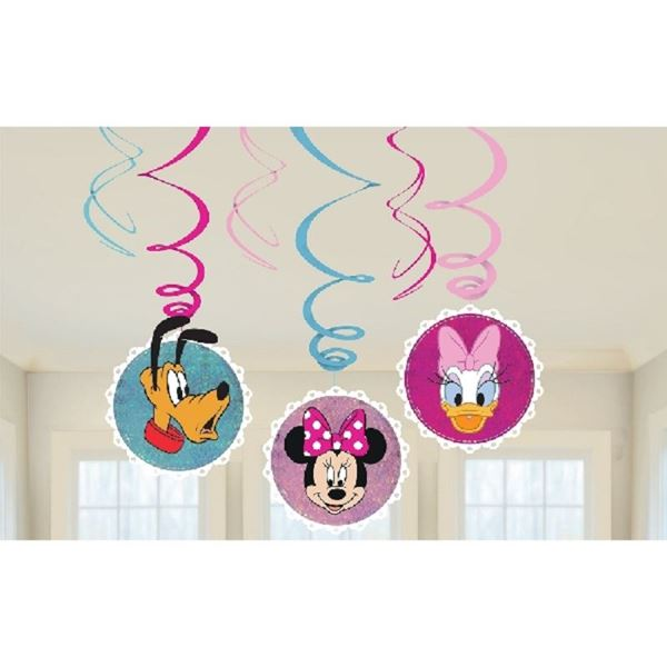 Picture of Decorados espirales Minnie Mouse (6)
