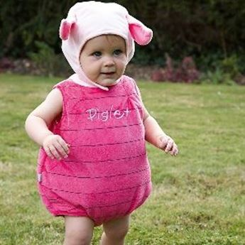 Imagens de Disfraz Piglet Winnie The Pooh (talla 18-24 meses)