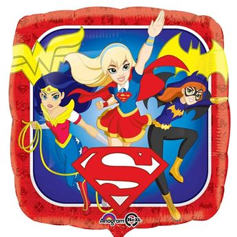 Picture of Globo super hero girls