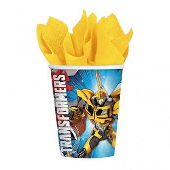 Imagen de Vasos Transformers (8)