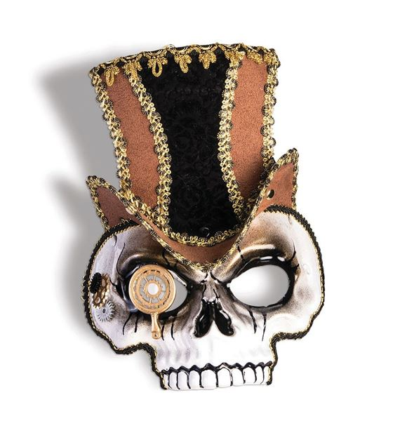 Picture of Máscara calavera Steampunk