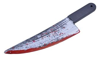 Picture of Cuchillo grande carnicero Halloween