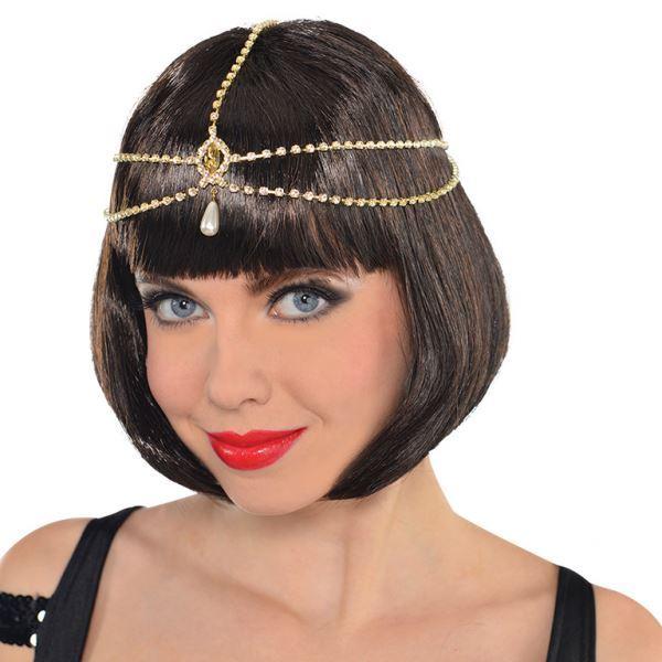 Imagen de Accesorio pelo disfraz años 20