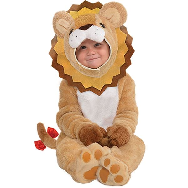 Imagen de Disfraz bebé Leon (12-24 meses)