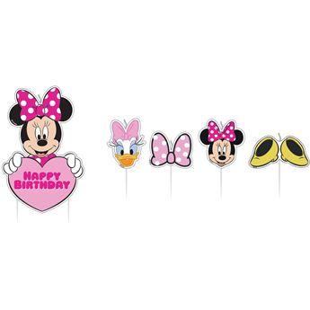 Imagen de Velas Minnie Mouse Disney