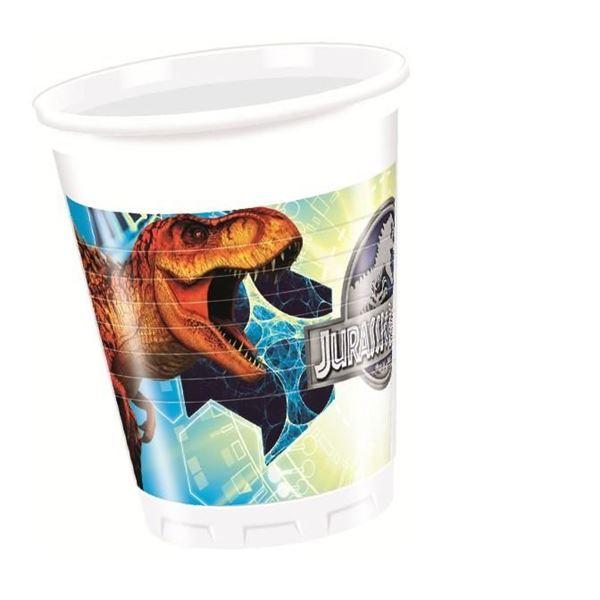 Picture of Vasos Dinosaurios Jurassic World (8)