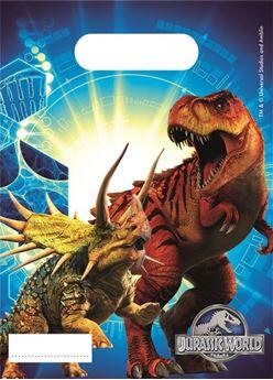 Imagens de Bolsas de chuches dinosaurio Jurassic World (6)