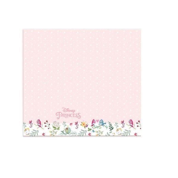Picture of Mantel Princesas Disney Rosa plástico