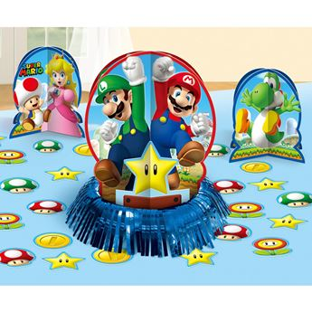 Picture of Centro de mesa Kit Super Mario Bros