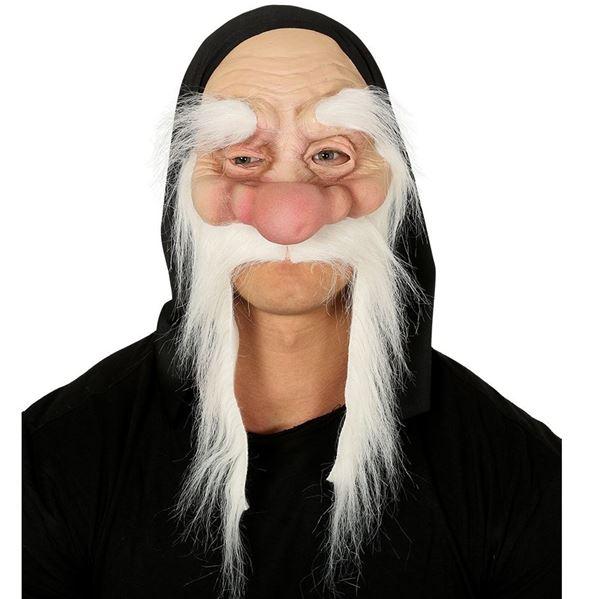Imagens de Máscara viejo Gnomo Latex