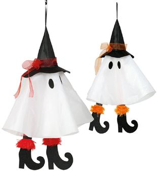 Picture of Decorados colgantes Fantasma tela 50cm