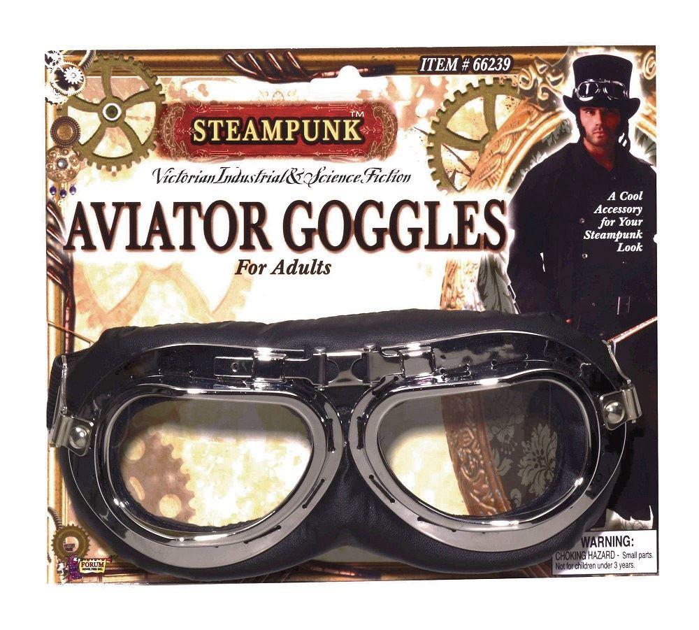 ed8b7b3f4b Accesorio gafas aviador Steampunk ✅ por sólo 7,99 €. Tienda Online ...