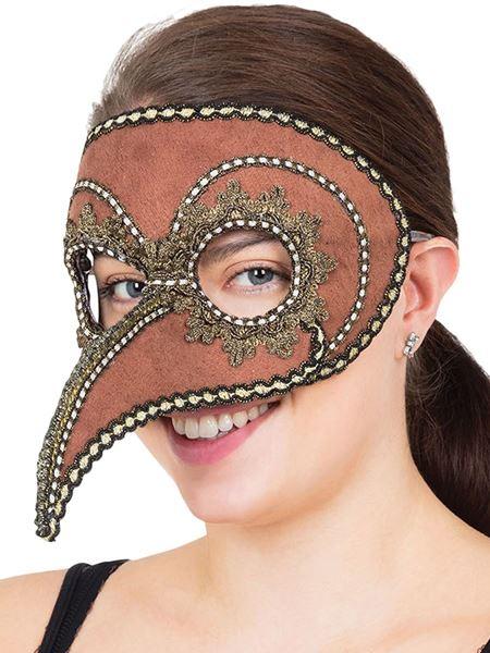 Imagen de Máscara  Steampunk veneciana