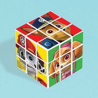 Picture of Cubo puzzle Patrulla Canina 2 Mini