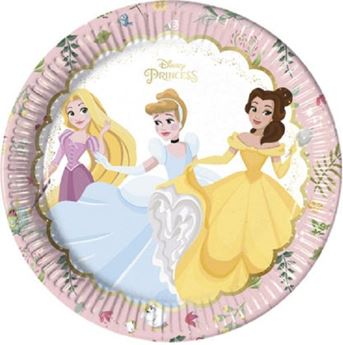 Picture of Platos Princesas Disney Dreams grandes (8)