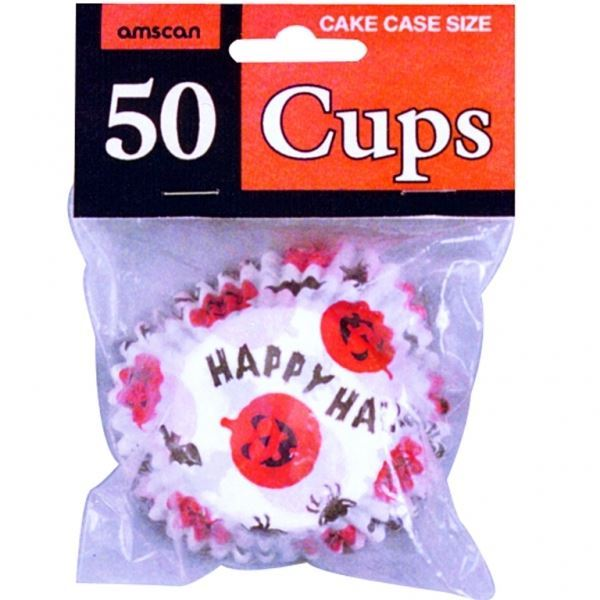 Picture of Capsulas Cupcake Happy Halloween (50)