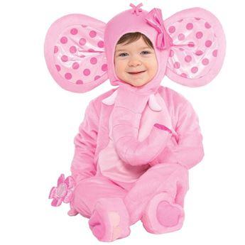 Imagens de Disfraz bebé elefante (12-24 meses)