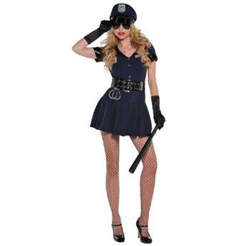 Imagens de Disfraz policía sexy (Talla 38-40)