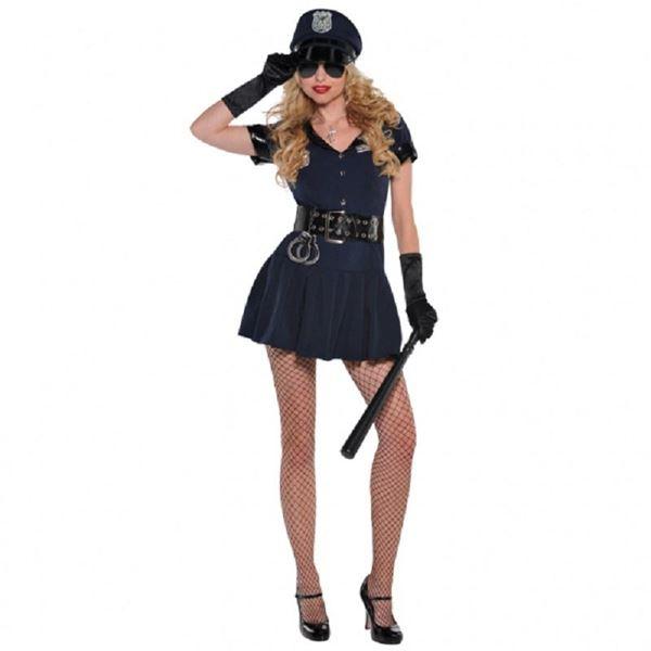 Imagen de Disfraz policía sexy (Talla 38-40)