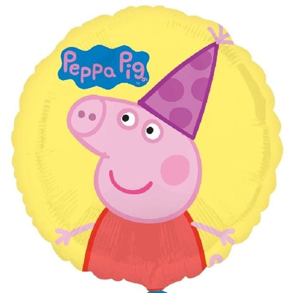 Picture of Globo Peppa Pig