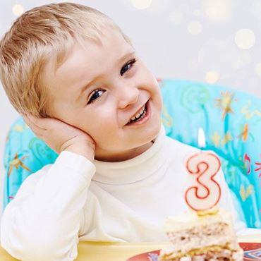 Imagen de categoría Cumpleaños 3 años
