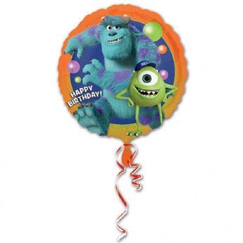 Picture of Globo Monstruos SA Happy Birthday