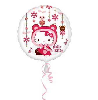 Picture of Globo Hello Kitty Navideño