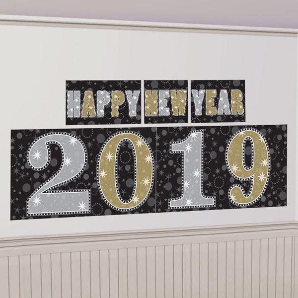 Imagen de Decorado kit 2019 Happy New Year (5)