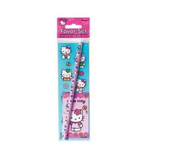 Imagens de Set pegatinas librito Hello Kitty