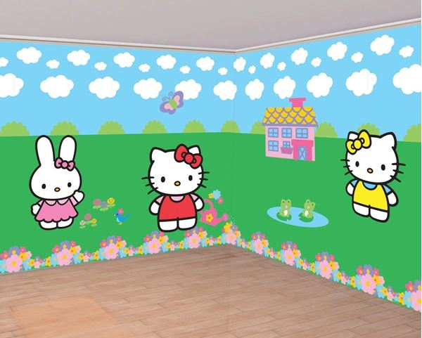 Picture of Decorado photocall Hello Kitty