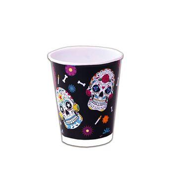 Imagen de Vasos Catrinas Día de los Muertos (8)