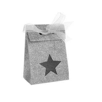 Imagen de Cajas regalo plata estrella (4)