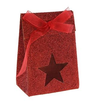 Picture of Cajas regalo roja estrella (4)