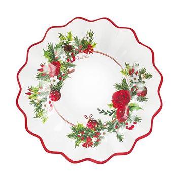 Imagens de Platos Navidad elegante 21cm (8)